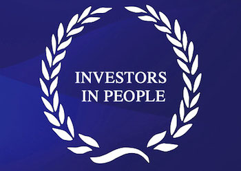 Investors in People & ISO 9001 Achieved