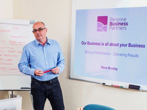 Steve Bradley - Marketing - Pennine Business Partners