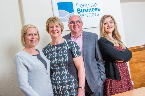 Meet the team at Pennine Business Partners in Huddersfield, Yorkshire.